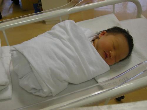 Baby Tamina Nivie