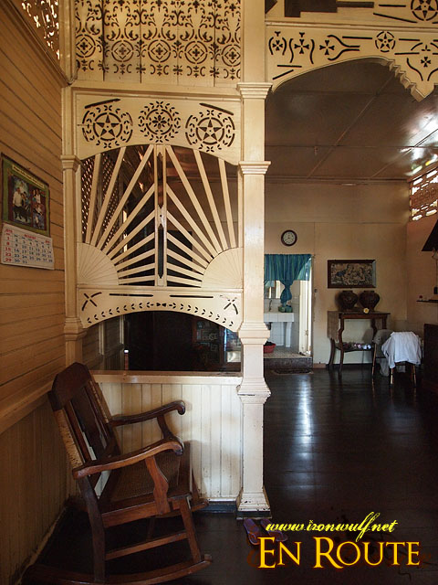 Inside the Adarna House