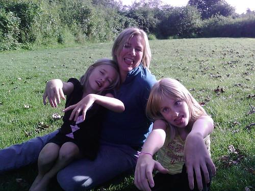 20100911 Jill & kids