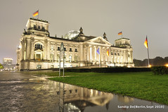 bundenstag (perliament) berlin at night (sandip de) Tags: berlin germany landscape wide wideangle tokina sandip 1116mm sandipde