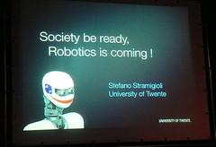 Science Café Deventer: De Robots are coming!