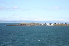 Ilha de Flatey em Breiðafjörður Islândia