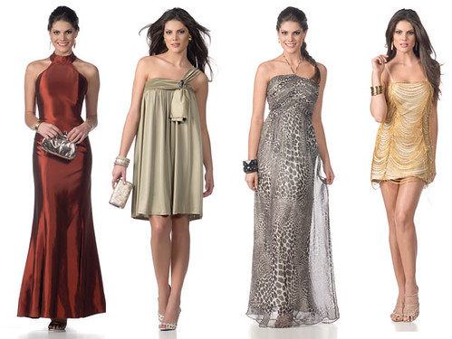 vestidos de festa 2011