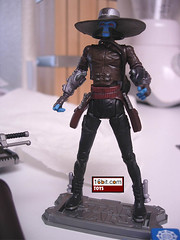Cad Bane (Speeder Bike)