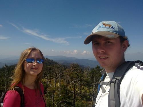 Smoky Mountain tops