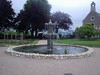 Restored fountain (Fairwater) Tags: formal ponds fairwater rills fairwaterformalpondsandrills