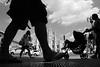 (34) (Donato Buccella / sibemolle) Tags: street blackandwhite bw milan legs milano streetphotography duomo lowangle fromtheground mg8169 sibemolle
