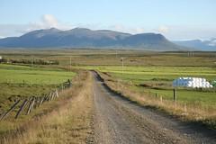 Monumento aos primeiros missionários cristãos na Islândia