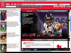 NC State Browser Theme