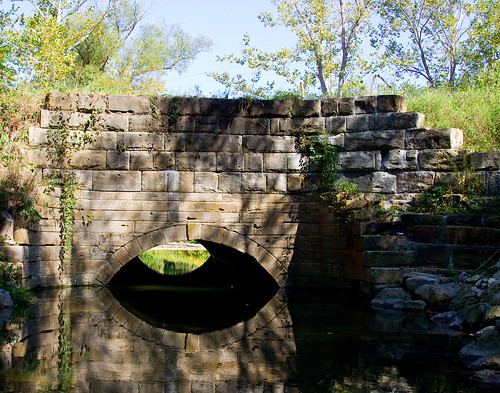 Yellow Creek Culvert (west side)