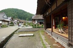 Ouchi-juku (satoson) Tags: japan canon  fukushima 30d  poststation    postingstation shimogo minamiaizu ouchijuku