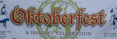 Oktoberfest and Harvest Celebration in Vancouver Washington