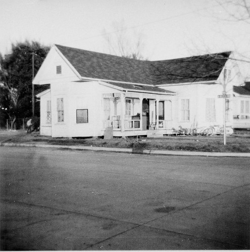 Old house, Lufkin, TX, early 70's