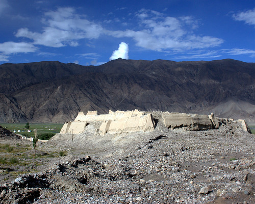 """Princess Castle"" in Tashkurgan"