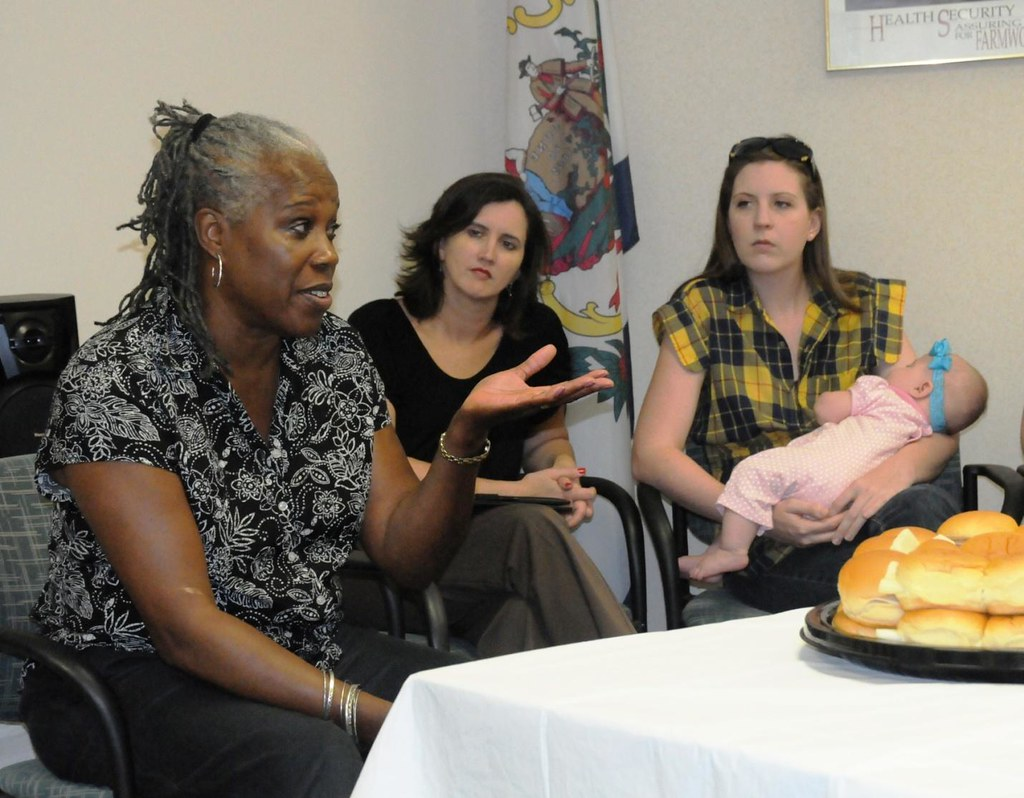Audrey Rowe - Shenandoah Valley Community Breastfeeding support group