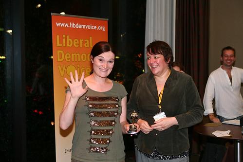 Best non-Lib Dem Blog 2010: Charlotte Gore