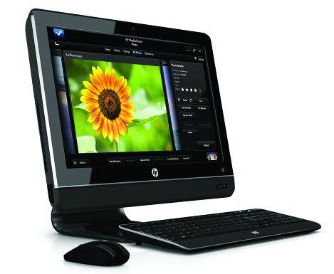 HP Omni100 PC non touch