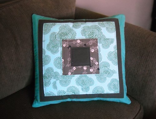 Amy Butler pillow #2