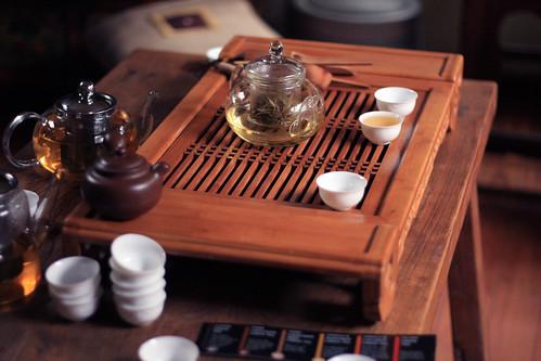 More more tea