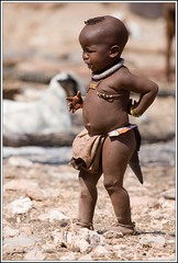2010_08_21-05975-r-Kaokovelt-Sesfontein-Gli Himba (alessandro.ravizza) Tags: africa people african culture tribal safari afrika tribe ethnic namibia tribo himba afrique ethnology tribu namibie tribus ethnie