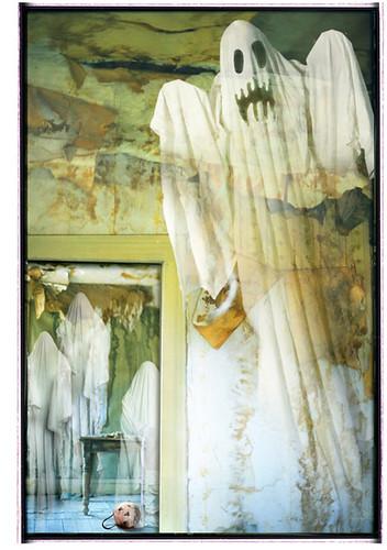 Hallowe'en #1 - Halloween greeting cards by bindlegrim aka Robert Aaron Wiley (2004)