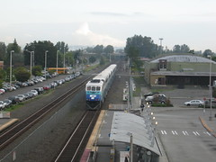 10th Anniversary Sounder to Seattle (Atomic Taco) Tags: bombardier sounder soundtransit emd f59phi bilevelcoach