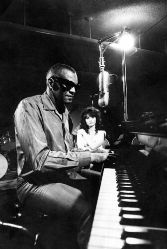 Ray Charles - Background - Mr. Pfleghars wife?