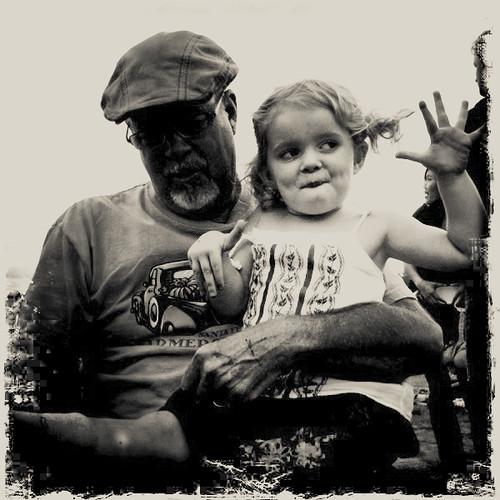papa john and H
