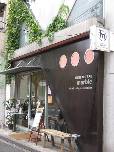 東京カフェ・スイーツ巡り1日目
