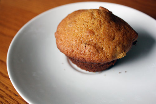 muffin top.