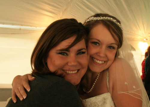 Happy bride!