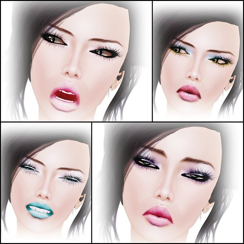 -Glam Affair- Castalia- Light