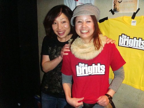 Yuko & Yuko at QOS Party!