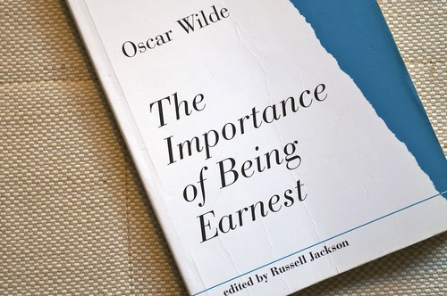 The Importance of Earnest