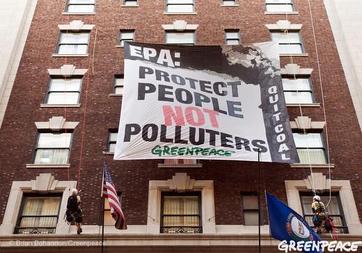 EPA Coal Ash Hearing Banner