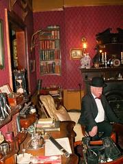Baker Street 221b - visiting Dr. Watson