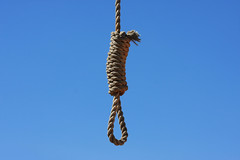 Noose, Gallows, Tombstone