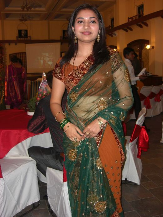 Real indian housewife