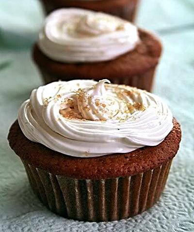 pumpkin cupcakes muffins
