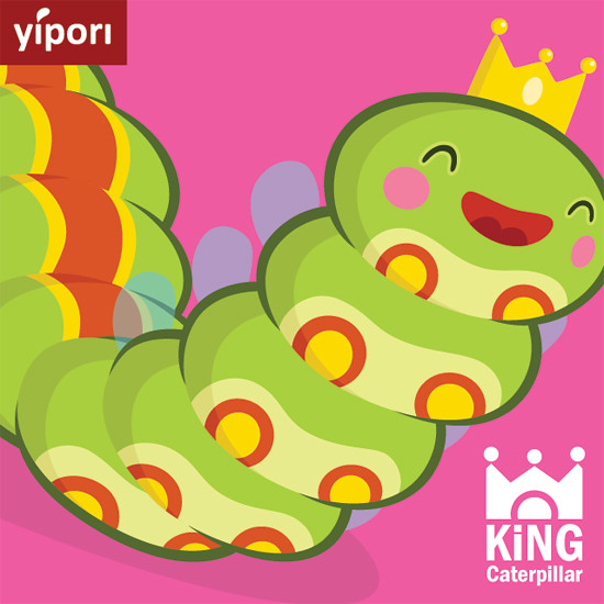 King Caterpillar