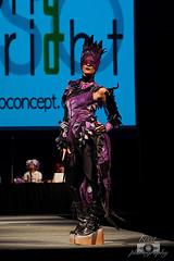 Otakon Fashion Show - Jabberwocky (Neoqueenhoneybee) Tags: show usa oso ultimate baltimore lolita conventions lolitafashionshow melissadiaz neoqueenhoneybee otakon2010fashionshow osowrongosoright