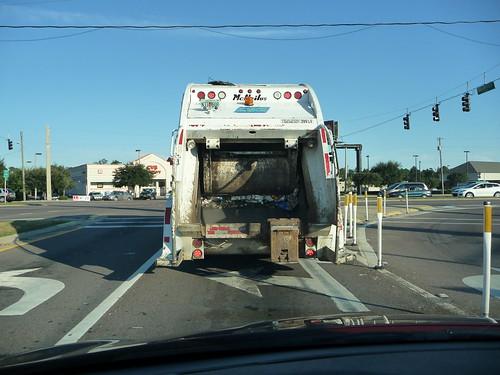 Garbage Truck - Milton, FL