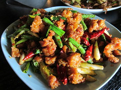 Chong Qing Chicken - Spicy Talk