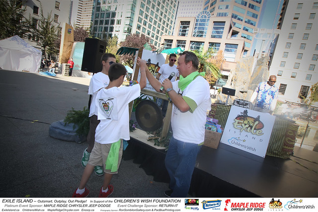 EXILE ISLAND-Childrens Wish Foundation-MapleRidge Chrysler-Return It-photos by RonSombilonGallery and PacBlue Priting (372) by Ron Sombilon Gallery