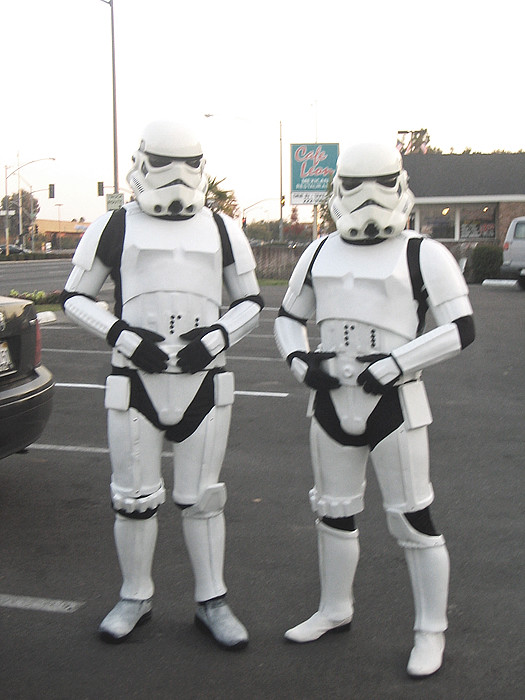 Two Stormtroopers