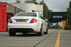 Mercedes-Benz CL 6.3 AMG            *EXPLORED* (Luuk Nugteren) Tags: holland me netherlands car photoshop canon eos 350d this saw do king dynamic martin please you know think den picture like s65 11 63 hague filter crew adobe elements mercedesbenz what editing 1855 really klm haag audi 70 lamborghini let wassenaar cl hdr amg roadster murcielago lightroom the zuidholland autodealer voorschoten s8 polarisatie luuk baak lp640 i hegeman nugteren llmm demercedesbenzcl63amgisnademercedesbenzcl65amgdekrachtigstebenzineversievandeclklassevandeduitseautomobielconstructeurmercedesbenzdeautowordtaangedrevendooreen6 2literv8met525pk dekrachtbrondieookwordtgebruiktindemercedesbenzs63amg