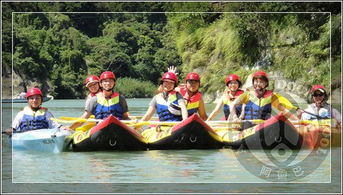 20101002碧潭獨木舟體驗50