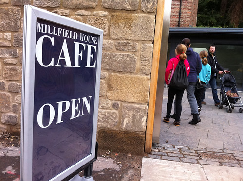 Millfield House open again  13381
