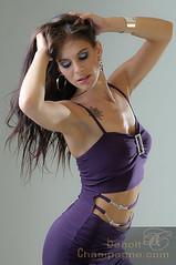 Sophie Milord (SophieMilord) Tags: ca canada montréal style québec tatoo fonds physique cheveuxbruns yeuxbleux robesexy robemauve montržal qužbec yeuxclairs