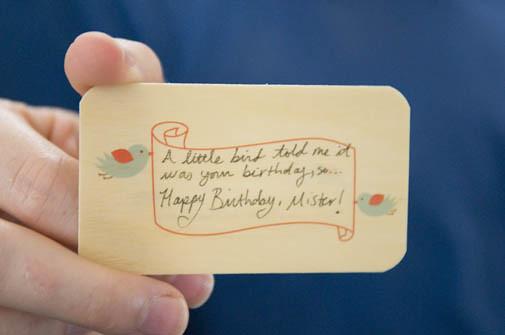 Nightowl card